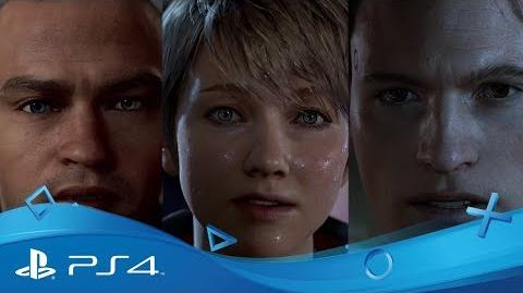Detroit Become Human - Narative Trailer VF 25 mai Exclu PS4