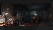 Hank's House inside artwork 4