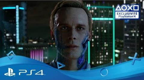 Detroit Become Human - Trailer PlayStationE3 2016 25 mai Exclu PS4