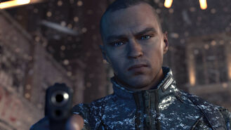 Detroit Become Human Markus 5