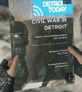 Civil War in Detroit