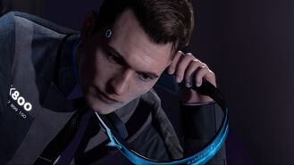 Connor Detroi Become Human1