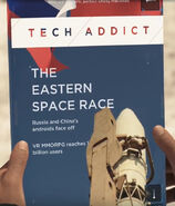 The Eastern Space Race