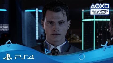 Detroit Become Human - Trailer Connor 25 mai Exclu PS4
