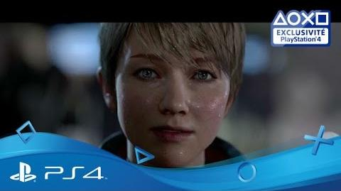 Detroit Become Human - Trailer d'annonce PlayStationPGW 2015 25 mai Exclu PS4
