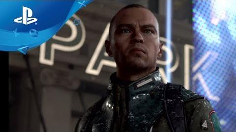 Detroit Become Human - Markus Trailer OV