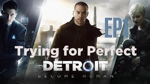 AIMING PERFECT! Detroit Become Human first 40 minutes GAMEPLAY