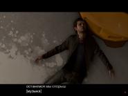 Leo is unconscious
