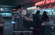 Samuel at bar