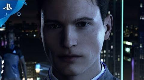 Detroit Become Human – Connor PS4