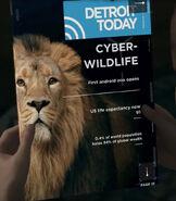 Cyber-Wildlife