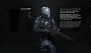 US Army Soldier Gallery DBH