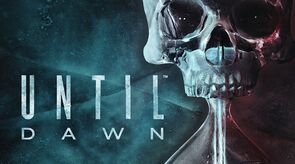 Until Dawn Skull logo
