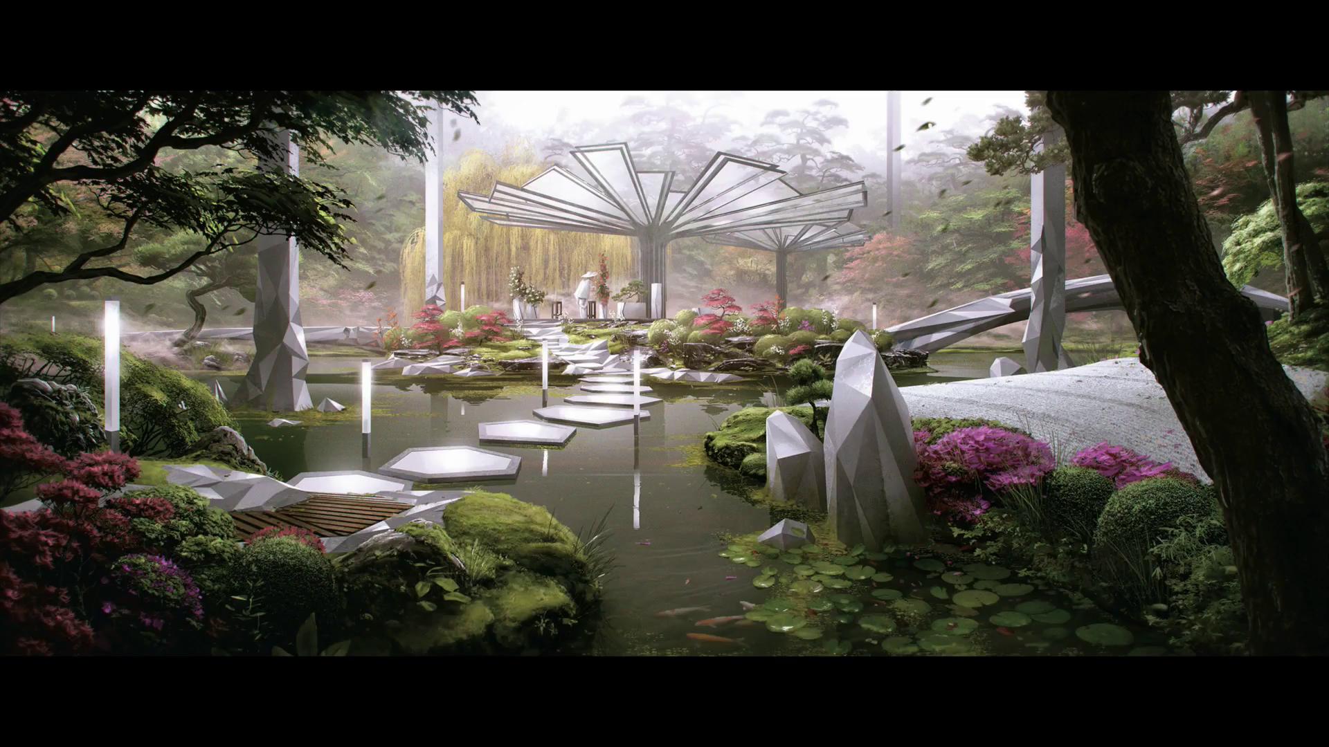 Zen Garden Detroit Become Human Wikia Fandom