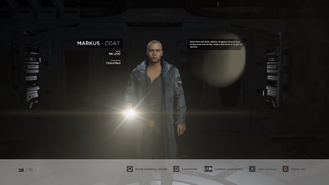 Markus Coat Gallery