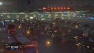 Canadian Border-Detroit