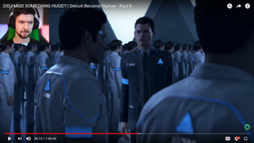 Editing Detroit Theory Connor - Detroit Become Human Wikia - Google Chrome 8 10 2018 4 24 58 PM