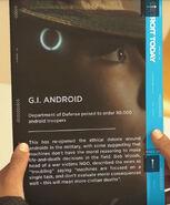 GI Android 3 - Magazine - Detroit