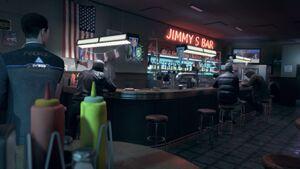 Jimmy's Bar Connor