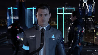 Connor Detroi Become Human4