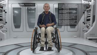 Carl Manfred | Detroit: Become Human Wikia | FANDOM powered