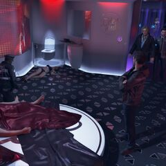 Mordfall im Eden Club