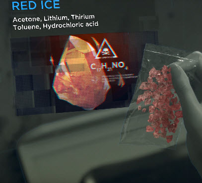 Red Ice | Detroit: Become Human Wikia | FANDOM powered by Wikia