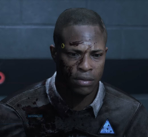Carlos' Android | Detroit: Become Human Wikia | FANDOM