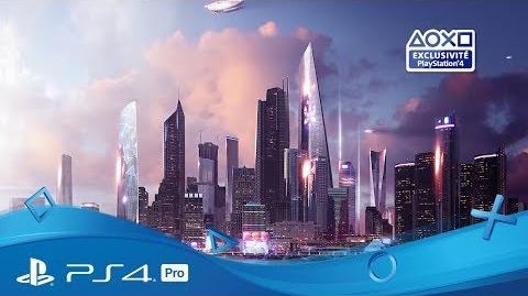 Detroit Become Human - La direction artistique 25 mai Exclu PS4
