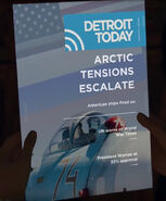 Arctic Tensions Escalate
