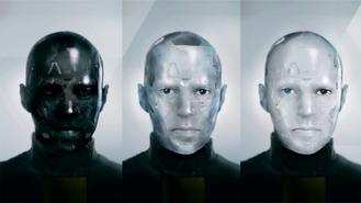 Skinless Markus Concept Art