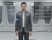 Connor Uniform Gallery DBH variation