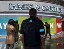 James and Carter