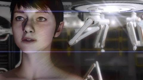 "Quantic Dream's ""Kara"" PS3 Tech Demo"