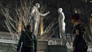 Captiol Park statue