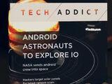 Android Astronauts to Explore Io