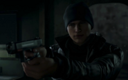 Connor confronts deviant leader, crossroads