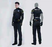Android Cop artwork