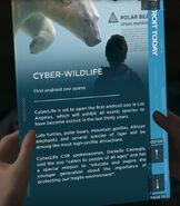 Cyber-Wildlife 2 - Magazine - Detroit
