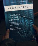 CyberLife's 'Fortune Teller' Computer