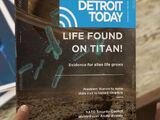 Life Found on Titan!