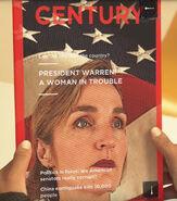 President Warren: A Woman in Trouble