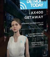 AX400 Getaway