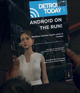 Android on the Run!