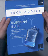Bleeding Blue - Magazine - Detroit