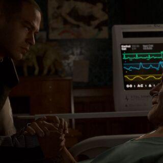 Carls Krankenbett