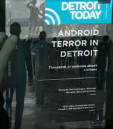 Android Terror in Detroit