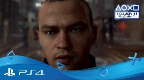 Detroit Become Human - Trailer PlayStationE3 2017 25 mai Exclu PS4