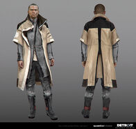 Markus outfit Artwork