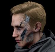 Ralph extras gallery det head 2 scars